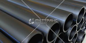 Труба полиэтиленовая ПЭ 100 мм